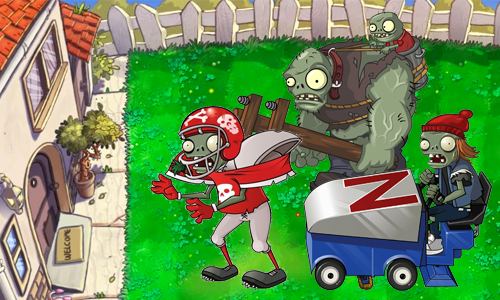 Plants vs Zombies Most Annoying Zombies